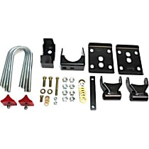 6640 Axle Flip Kit - Direct Fit, Kit