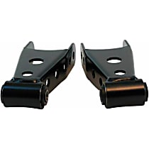 Belltech 6700 Leaf Spring Shackle - 2-spring set