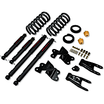 686ND Lowering Kit - Direct Fit, Kit