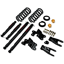 Belltech 686ND Lowering Kit - Direct Fit, Kit