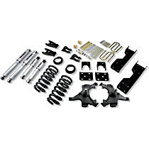 689SP Lowering Kit - Direct Fit, Kit