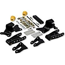 Belltech 6905 Leaf Spring Shackles and Hangers - Direct Fit, 2-spring set