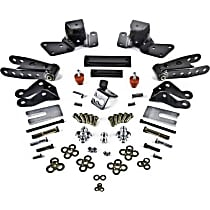 Belltech 6909 Leaf Spring Shackles and Hangers - Direct Fit, 2-spring set