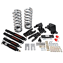 Belltech 691ND Lowering Kit - Direct Fit, Kit