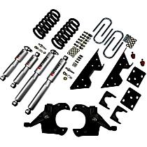 705SP Lowering Kit - Direct Fit, Kit