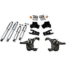 Belltech 728SP Lowering Kit - Direct Fit, Kit