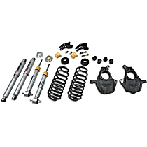 753SP Lowering Kit - Direct Fit, Kit