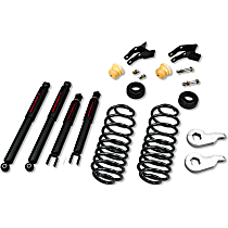 757ND Lowering Kit - Direct Fit, Kit
