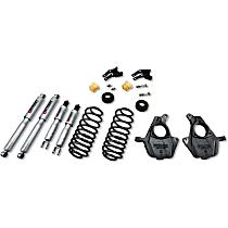 Belltech 759SP Lowering Kit - Direct Fit, Kit