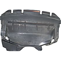 Center Engine Splash Shield - Automatic Transmission
