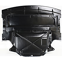 Center Engine Splash Shield