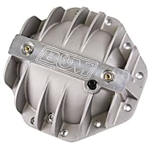 B&M 10306 Differential Cover - Natural, Cast Aluminum, Direct Fit, Sold individually