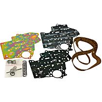 B&M 70235 Automatic Transmission Shift Kit - Direct Fit, Kit