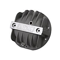 70503 Differential Cover - Natural, Cast Aluminum, Direct Fit, Sold individually
