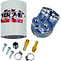 B&M 80277 Automatic Transmission Filter - Universal, Kit