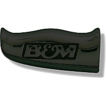 80642 Shift Knob - Black, Plastic, Universal, Sold individually