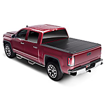 BAK Industries BAKFlip FiberMax Folding Tonneau Cover - Fits Approx. 5 ft. 6 in. Bed