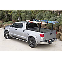 BAK Industries Bakflip CS-F1 Folding Tonneau Cover - Fits Approx. 5 ft. 6 in. Bed