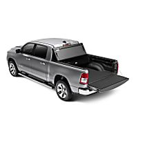 92201 Truck Tool Box - Black, Fiberglass And Polymer, Utility Box, Direct Fit, Sold individually