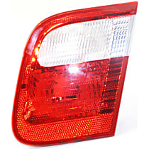Passenger Side Tail Light, Without bulb(s) - E46 Sedan, With Production Date Up to 09/2001