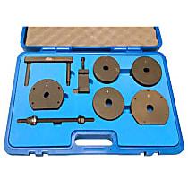 Baum Tools B221010PLUS Transfer Case Mount Tool Kit - Replaces OE Number B221010PLUS