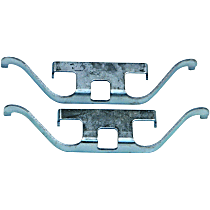 084-1632 Brake Hardware Kit - Direct Fit, Kit
