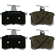 085-1189 Premium Series Rear Brake Pad Set