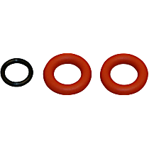 Fuel Injector O-Ring - Direct Fit, Set of 3