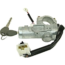 Ignition Lock Assembly - Direct Fit, Assembly