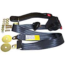 BELT3B Seat Belt, - Black