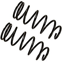 Rear, Driver or Passenger Side Coil Springs, Sold individually