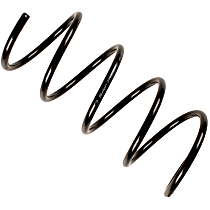 37-133740 Front, Driver or Passenger Side Coil Springs, Sold individually