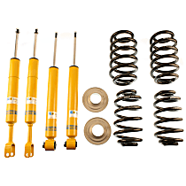 46-188502 Lowering Kit - Direct Fit, Set of 4