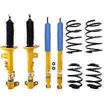 Bilstein 46-242808 Lowering Kit - Direct Fit, Set of 4