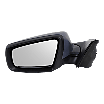 Mirror Non-folding - Driver Side, In-housing Signal Light, Paintable