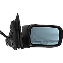 Mirror - Passenger Side, Power, Heated, Power Folding, Paintable, For E46 Sedan or Wagon