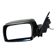Mirror - Driver Side, Power, Heated, Paintable, With Memory and Puddle Lamp