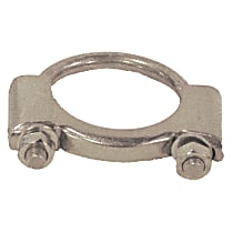 Bosal 250-250 Exhaust Clamp - Direct Fit, Sold individually