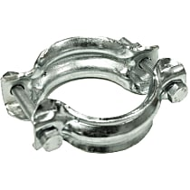 254-933 Exhaust Clamp - Direct Fit, Sold individually