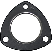 Exhaust Gasket - Direct Fit, Sold individually Driver Side