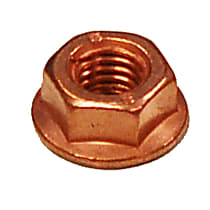 258-038 Exhaust Nut - Direct Fit
