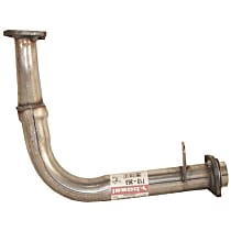 Aluminized Steel Exhaust Pipe - Front-Pipe