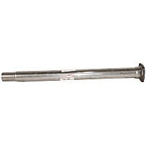 780-839 Aluminized Steel Exhaust Pipe - Center-Pipe