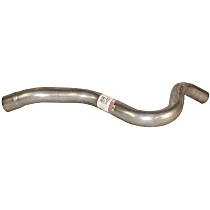 810-811 Aluminized Steel Exhaust Pipe - Center-Pipe