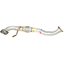 840-773 Aluminized Steel Exhaust Pipe - Front-Pipe