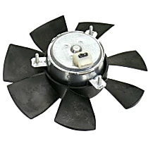 Bosch 0130304214 Auxiliary Fan for Front A/C Condenser - Replaces OE Number 964-624-035-01