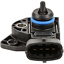 Bosch 0261230109 Fuel Pressure Sensor - Direct Fit, Sold individually
