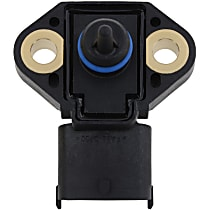 0261230127 Fuel Pressure Sensor - Direct Fit, Sold individually
