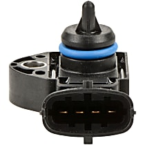 Bosch 0261230236 Fuel Pressure Sensor - Direct Fit, Sold individually