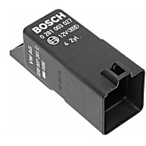 Bosch 0281003089 Diesel Glow Plug Control Relay Module (9-Pin) - Replaces OE Number 038-907-281 C